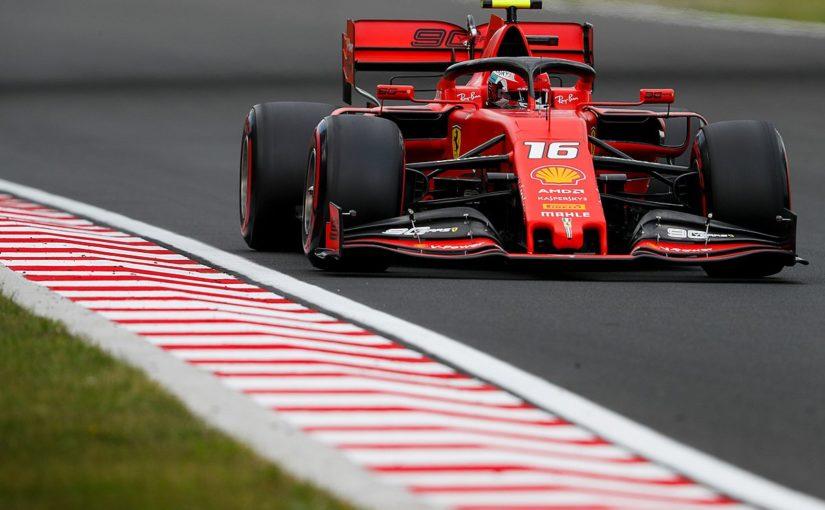 F1 - Hungaroring : Charles revient à la hauteur de Vettel en qualifs !
