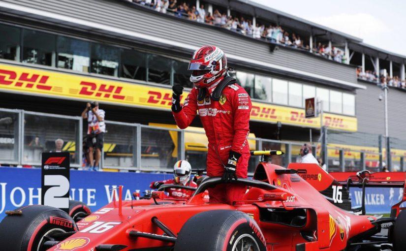 F1 - Spa-Francorchamps : troisième pole de la saison pour Charles !
