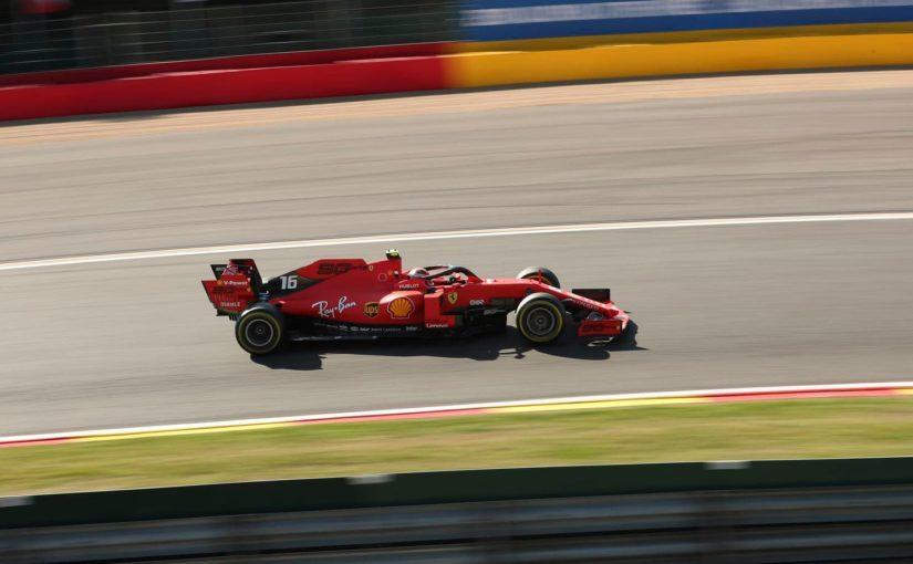 F1 - Spa-Francorchamps : les Ferrari très à l'aise !