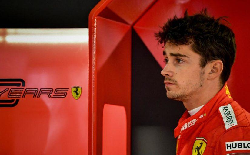 F1 - Sotchi : une Safety Car malheureuse pour Charles, chanceuse pour Mercedes !