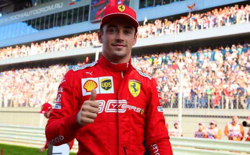 F1 - Sotchi : quatrième pole de suite pour Charles !