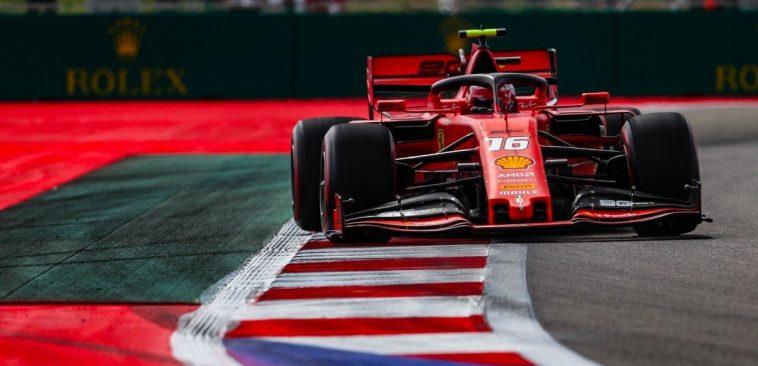 F1 - Sotchi : Charles confirme sa bonne forme pour notre 500ème article !