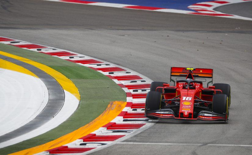F1 - Singapour : Des Ferrari logiquement en retrait