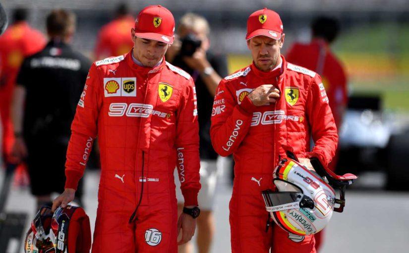 F1 : Quelle stratégie pour Ferrari ?