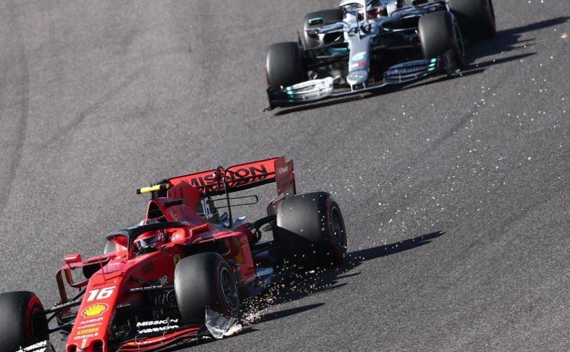 F1 - Suzuka : Tout s'est joué au premier virage !