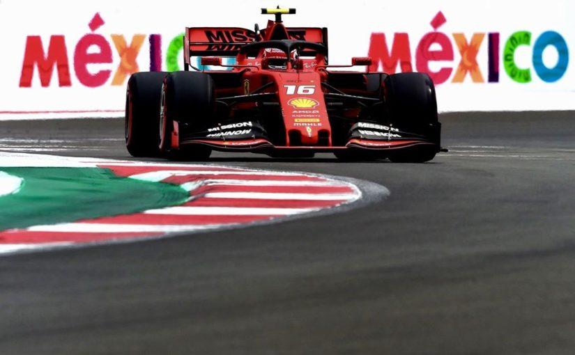 F1 - Mexico : sixième première ligne de suite pour Charles !