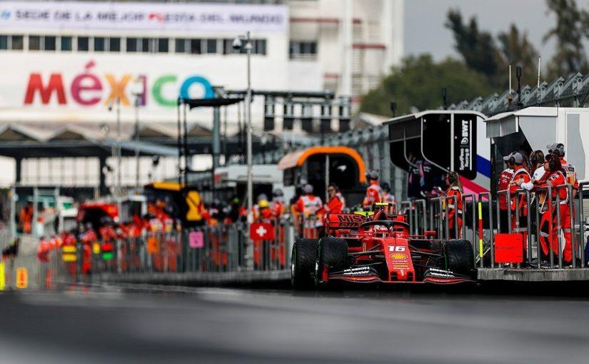 F1 - Mexico : la stratégie n'était pas la bonne