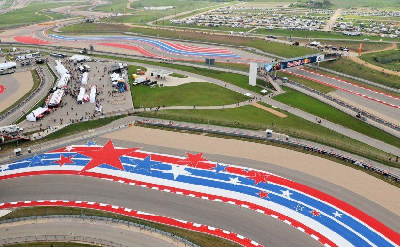 F1 : en route pour Austin !