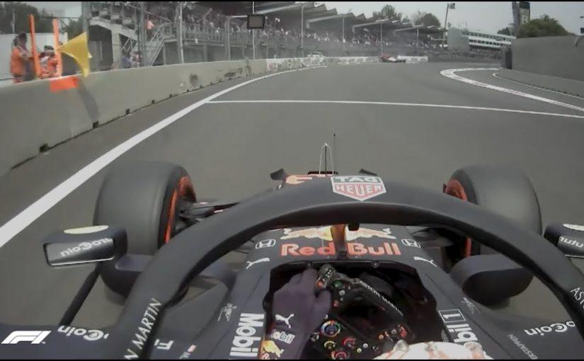 F1 - Mexico : Verstappen justement pénalisé, Charles récupère la pole !