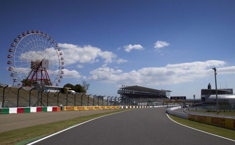 F1 : en route pour Suzuka !