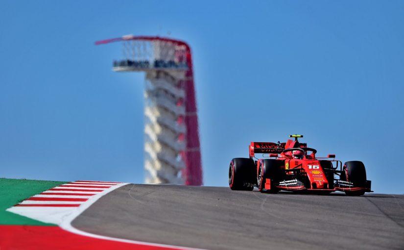 F1 - Austin : quand les bosses posent problème !