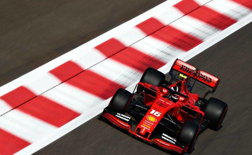 F1 - Abu Dhabi : les Ferrari dans le coup et tournées vers 2020