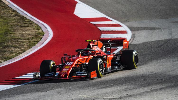 F1 - Austin : quatrième et une course en solitaire !