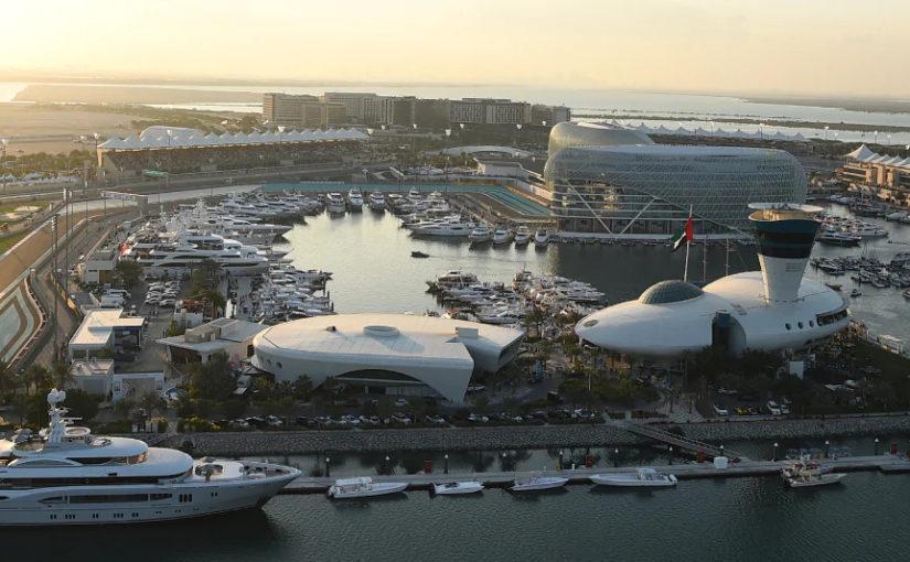 F1 : en route pour Abu Dhabi !