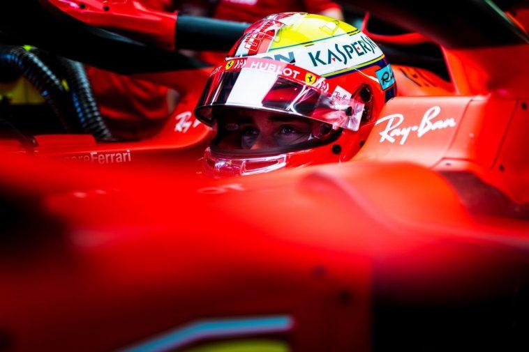 Officiel : Charles prolonge avec Ferrari jusqu'en 2024 inclus !
