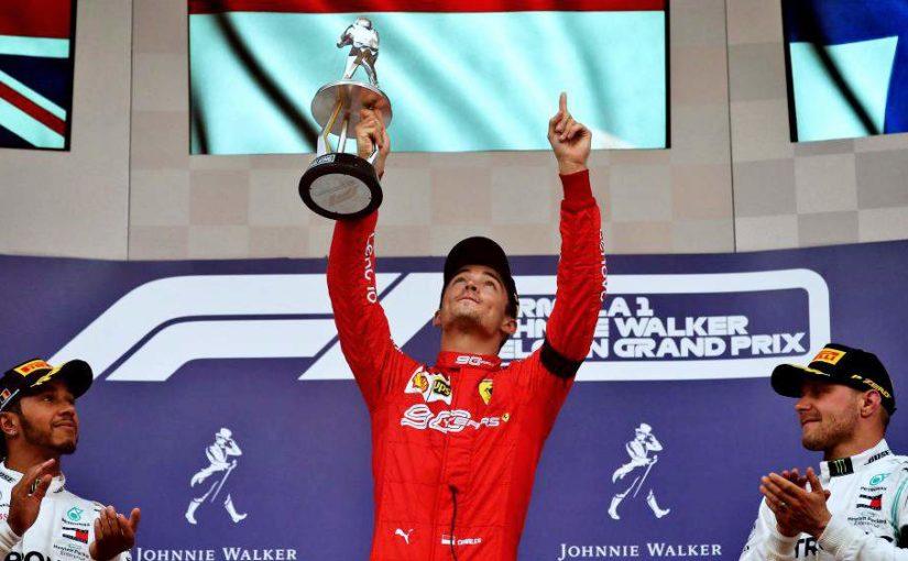 F1 2019 : bilan de la deuxième moitié de saison