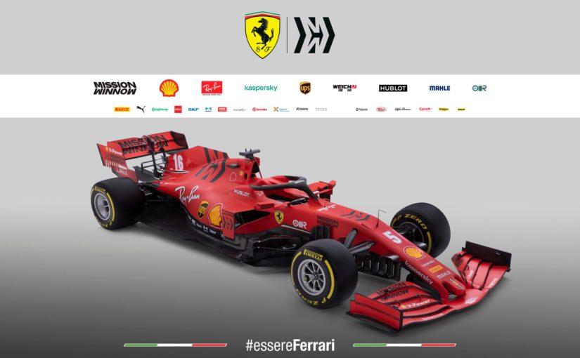 Ferrari lève le voile sur sa SF1000 !