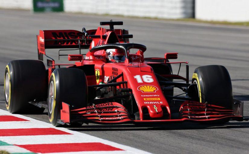 F1 : en route pour les trois derniers jours d'essais à Barcelone !