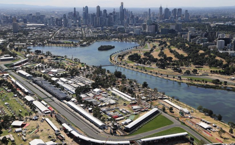 F1 2020 : en route pour Melbourne !