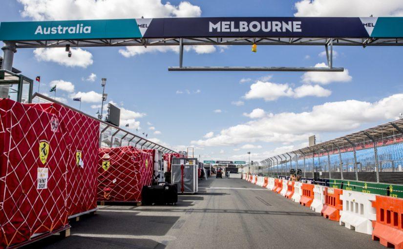 F1 2020 : le Grand Prix d'Australie est annulé !