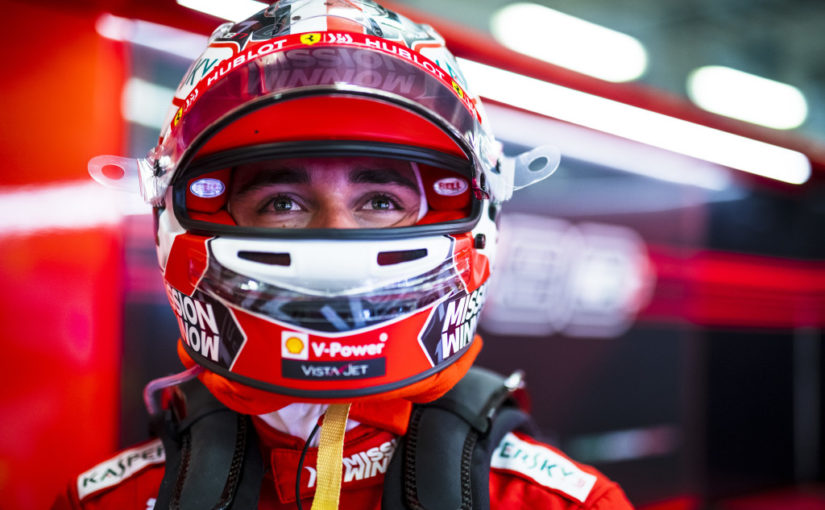 Officiel : essais privés chez Ferrari avant l'Autriche.