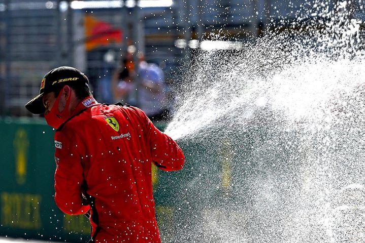 F1 - Autriche : un Charles des grands jours !