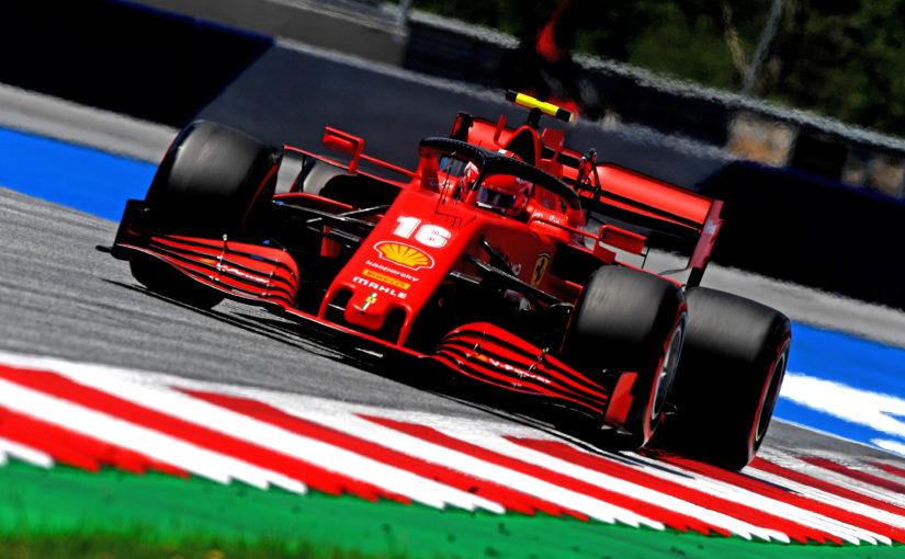F1 - Autriche : Ferrari pas dans le rythme des qualifications