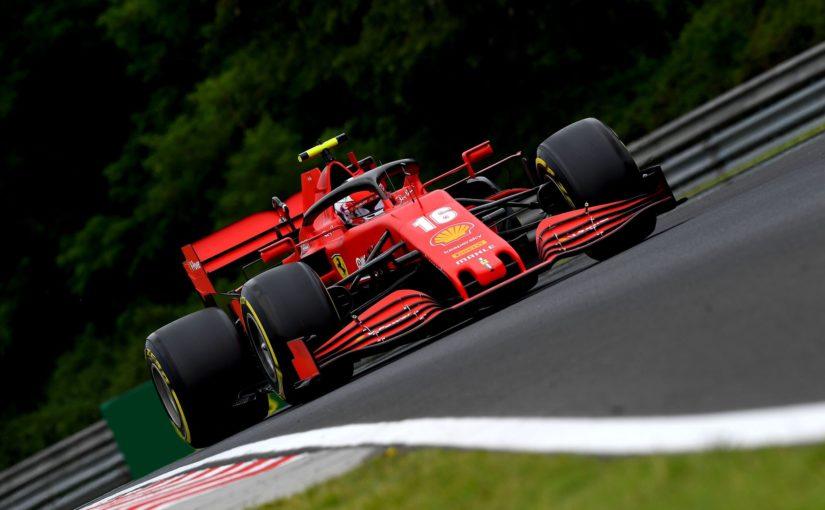 F1 - Hungaroring : Ferrari devant Red Bull et McLaren !