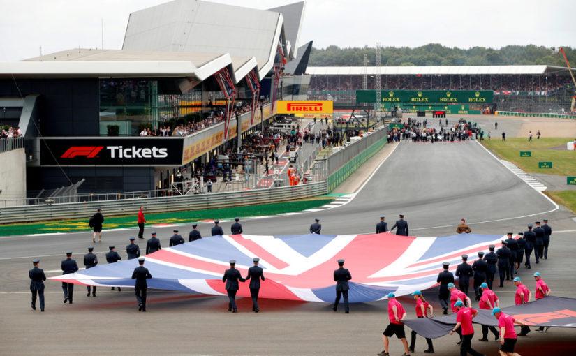 F1 2020 : en route pour Silverstone !