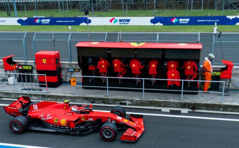 F1 - Hungaroring : encore une course gâchée par la stratégie !