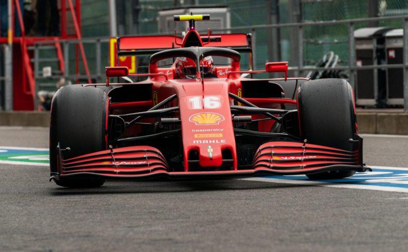 F1 2020 - Spa-Francorchamps : comme prévu, les Ferrari restent en Q2.