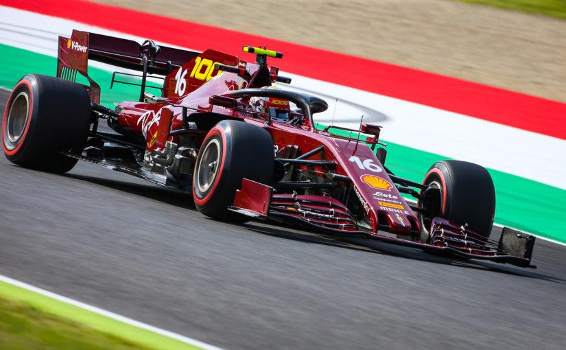 F1 - Mugello : huitième au bout d'une course chaotique !
