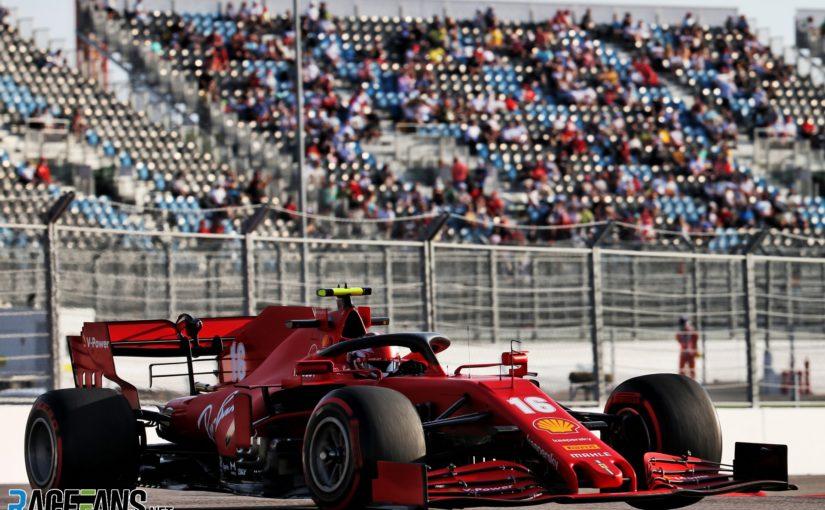 F1 2020 - Sotchi : Sixième et une course très solide !