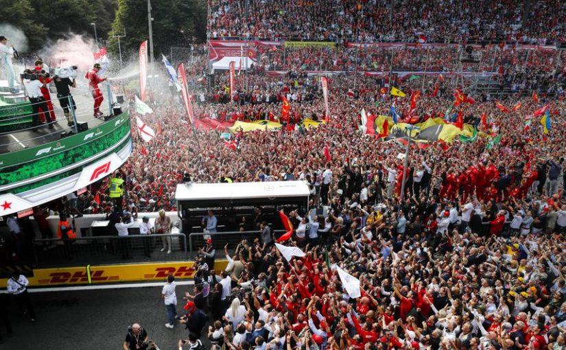 F1 2020 : en route pour Monza !