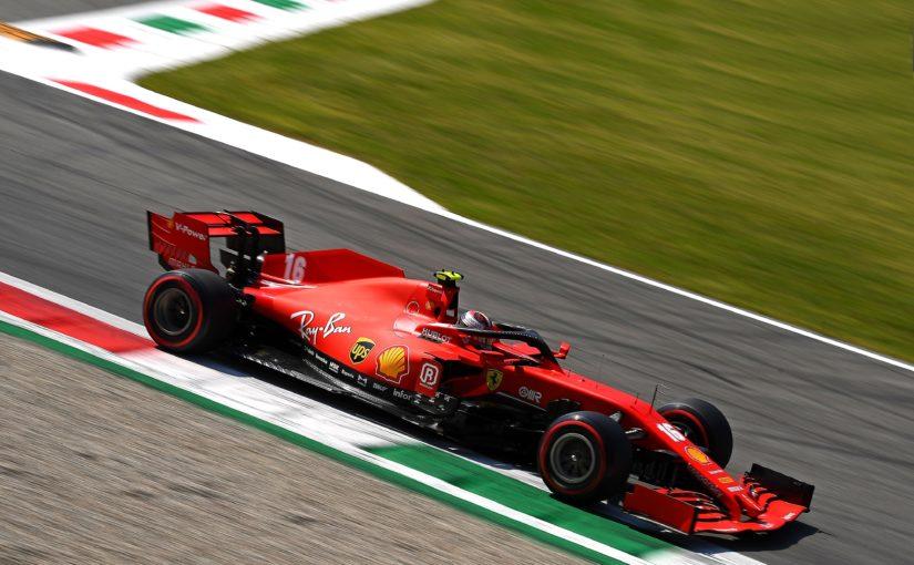 F1 2020 - Monza : Pas de miracle à domicile.