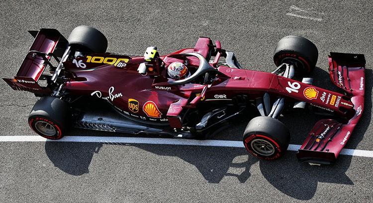 F1 2020 - Mugello : Charles s'offre une cinquième place !