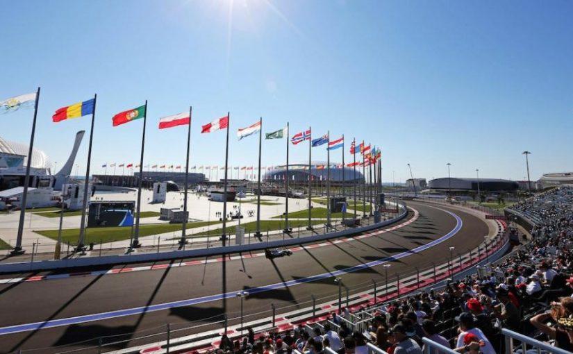 F1 2020 : en route pour Sotchi !
