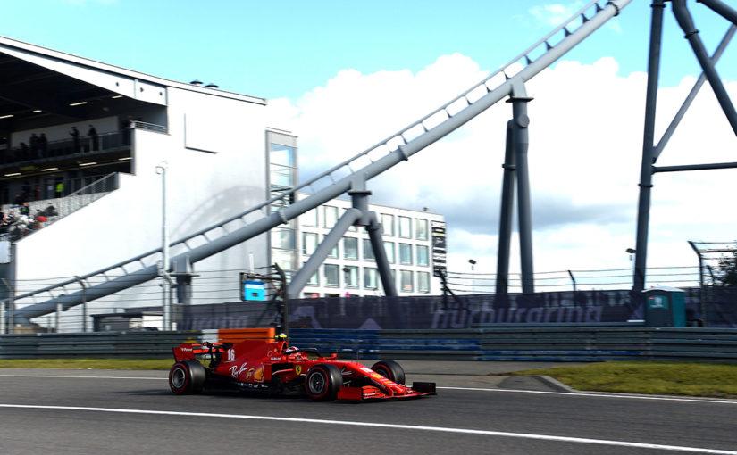 F1 2020 - Nürburgring : Charles en bon stratège malgré tout !