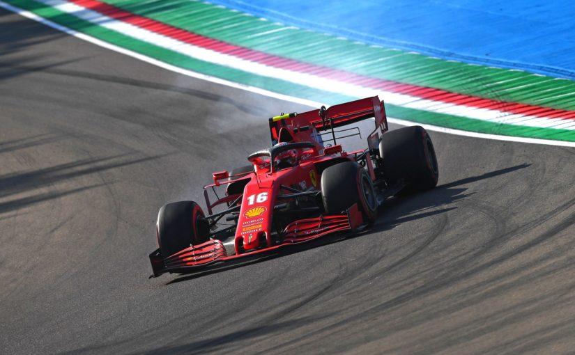 F1 2020 - Imola : Charles déçu mais pas résigné !