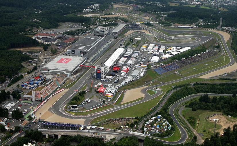 F1 2020 : en route pour le Nürburgring !