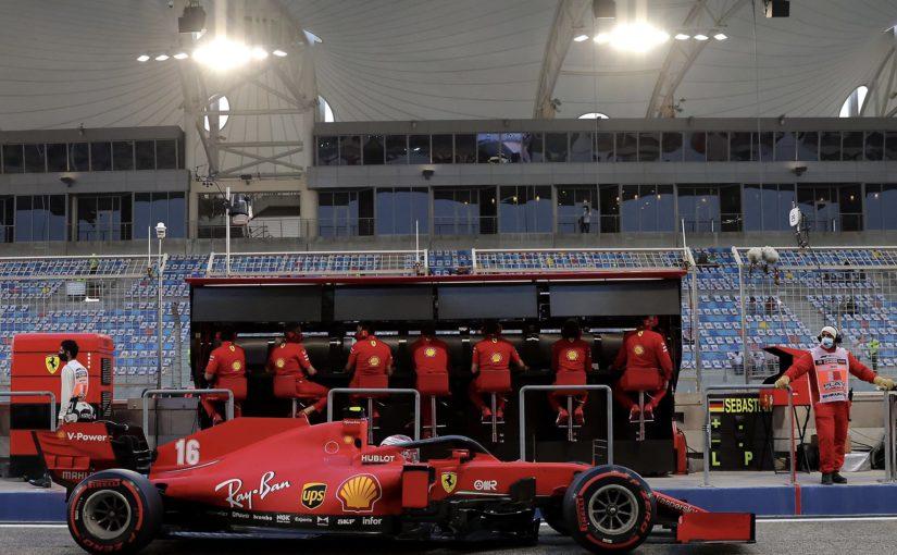 F1 2020 - Bahreïn : Course difficile pour Charles, Grosjean miraculé !