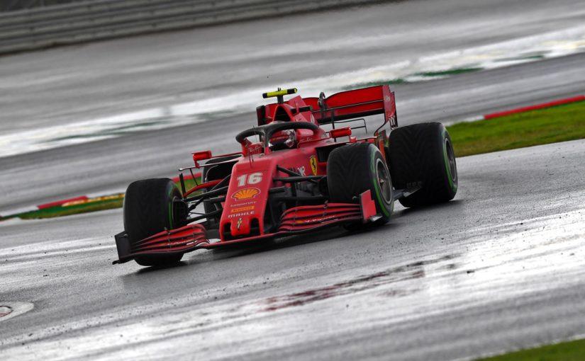 F1 2020 - Istanbul : Charles nous a quand même fait vibrer