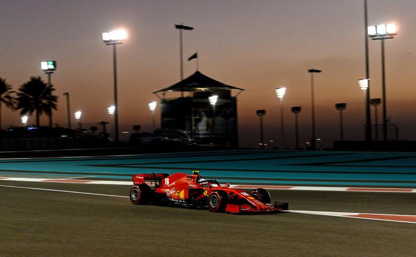 F1 2020 - Abu Dhabi : Prêt pour en découdre !