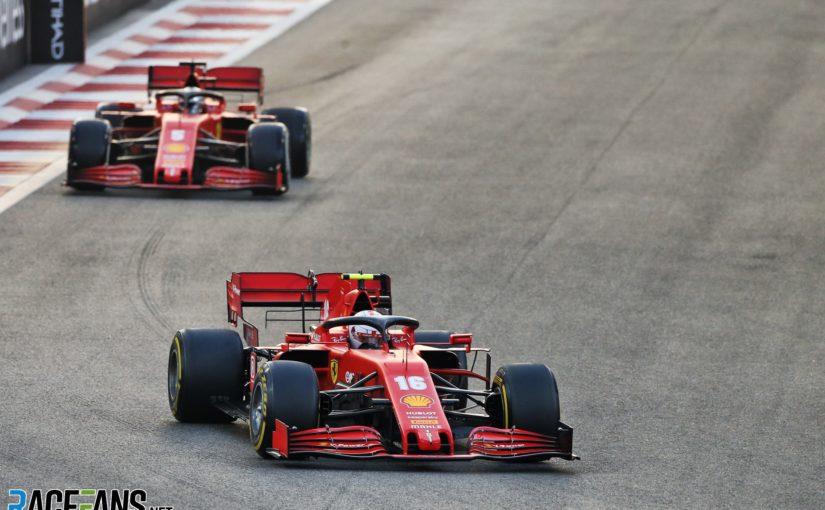 F1 2020 - Abu Dhabi : un 600ème article pour conclure une saison difficile