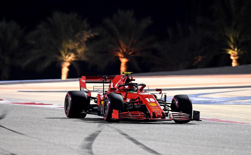 F1 2020 - Sakhir : Charles nous régale !