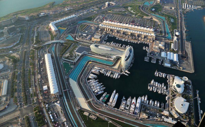 F1 2020 : en route pour Abu Dhabi !