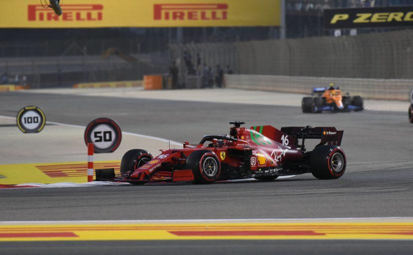 F1 2021 - Bahreïn : Charles annonce la couleur !