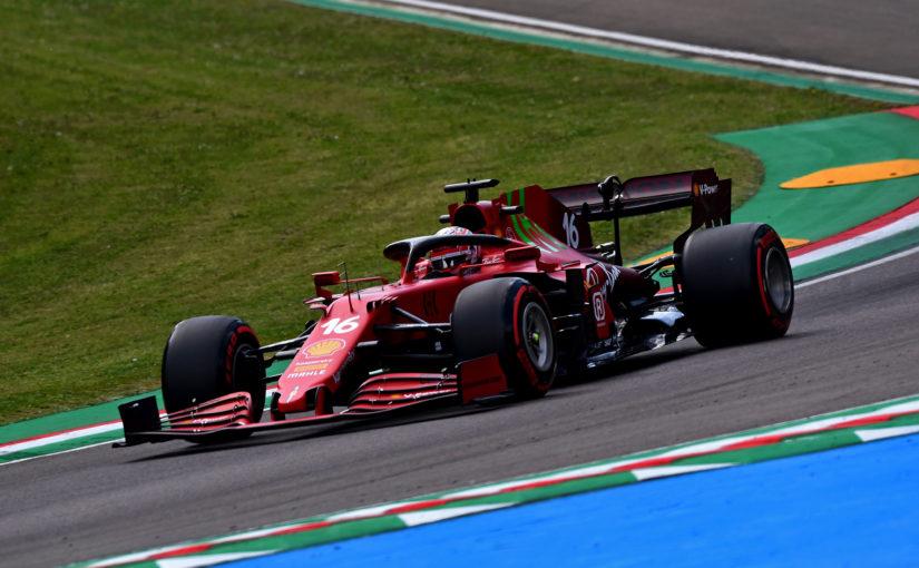 F1 2021 - Imola : Des beaux points pour Charles et Ferrari !