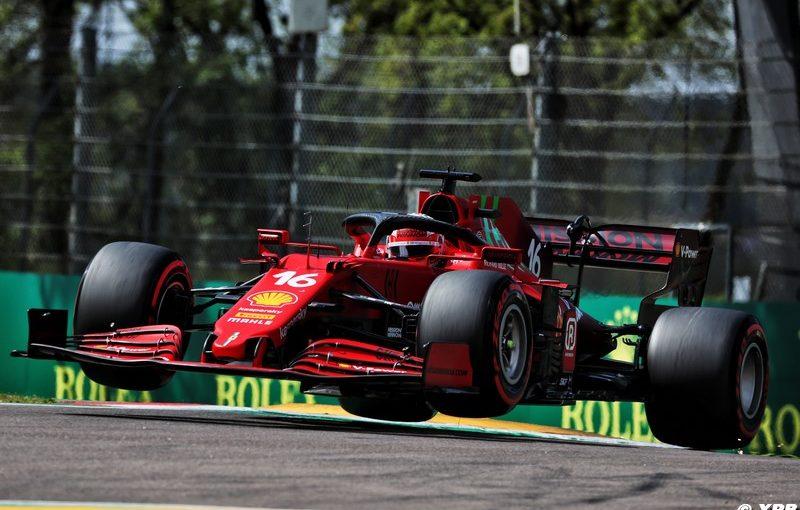 F1 2021 - Imola : une qualification de haut vol !