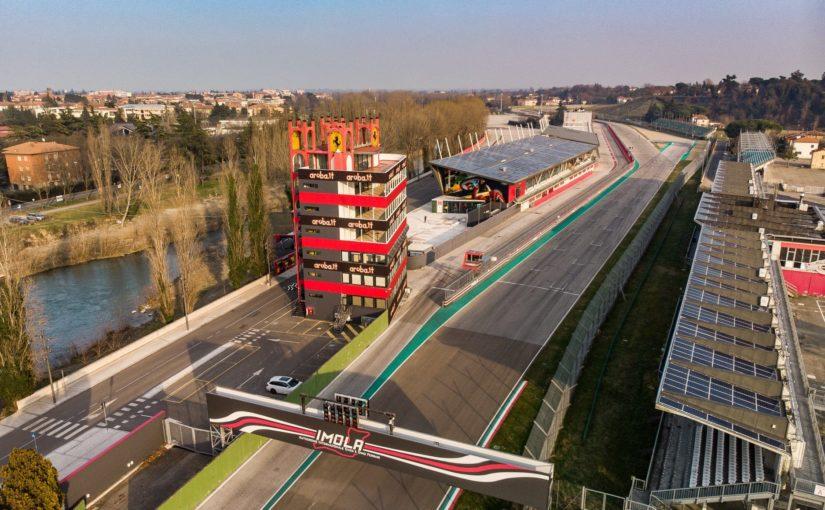F1 2021 - En route pour Imola !